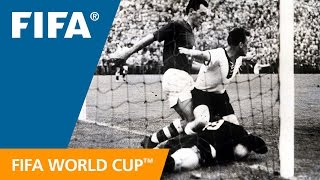 World Cup Highlights: Germany - Argentina, Sweden 1958