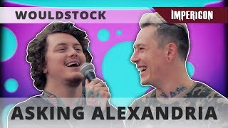 Wouldstock with Asking Alexandria