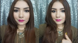 How to get silky shiny and straight hair in urdu/hindi