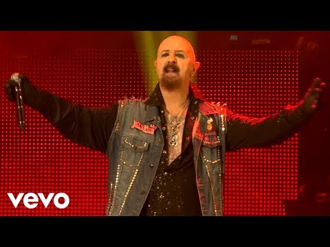 Judas Priest The Hellion Electric Eye Live from Battle Cry