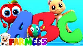 The Phonics Song | Alphabets Song | Nursery Rhymes | ABC Songs