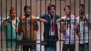 Anushka Shetty bails out Rajinikanth Brahmanandam Comedy Scene - Lingaa HD.mp4