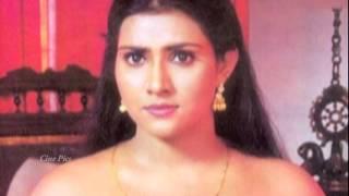 Actress Vani Viswanath hot navel show