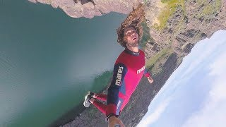 Cliff Jumping In Idaho!  | 4K