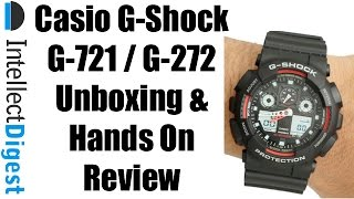 Casio G-Shock G-272/ G-271 Review With Unboxing | Intellect Digest