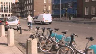 Dublinbikes And Ecocabs: Pedal Power In Dublin