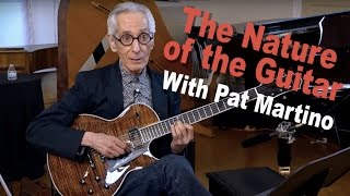Dave Frank Master Class - The Nature of the Guitar w/Pat Martino