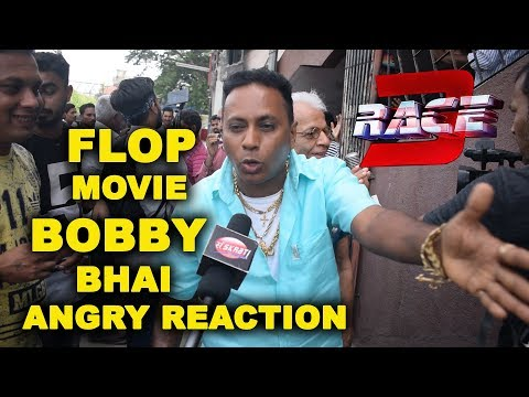 Bobby Bhai Angry Review On Salman Khan Race 3 | Honest Reaction | Angry Comments And Prediction