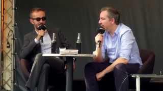 Sanft & Sorgfältig Olli Schulz und Jan Böhmermann live @ Parkfest 2014