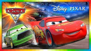 CARS 3: Driven to Win - ENGLISH ★★ CHICK HICKS TAKEDOWN ★★ ( mini movie from Videogame)