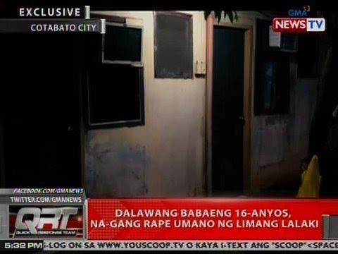 Xxx Mp4 QRT 2 Babaeng 16 Anyos Na Gang Rape Umano Ng 5 Lalaki Sa Cotabato City 3gp Sex