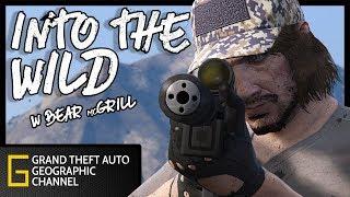 Into The Wild | GTA 5 Online survival documentary | Born Survivor spoof