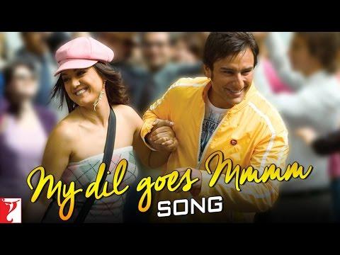 My Dil Goes Mmmm - Song | Salaam Namaste | Saif Ali Khan | Preity Zinta