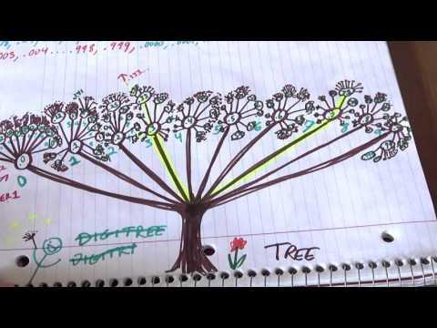 Infinite Trees Are Super Weird
