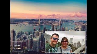 A day in Hong Kong -  Grand Asia Princess Cruise