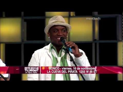 La Ultima LaRisoTerapia Con Alexis Valdes en Esta Noche Tu Night 11 9 12