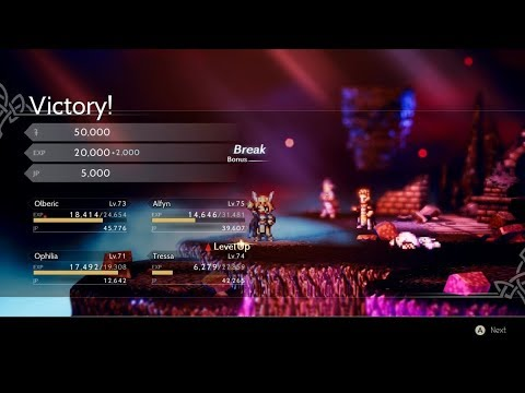 Xxx Mp4 TRUE FINAL BOSS Octopath Traveler The Gate Of Finis At Journey S End 3gp Sex