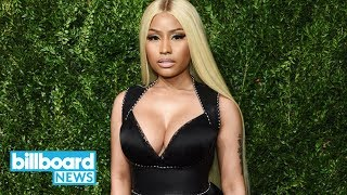 Nicki Minaj Posts New 'Chun Li' and 'Barbie Tingz' Teasers | Billboard News