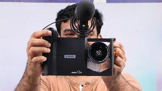 E-image magic Q30 video Mount Case - Malayalam Review