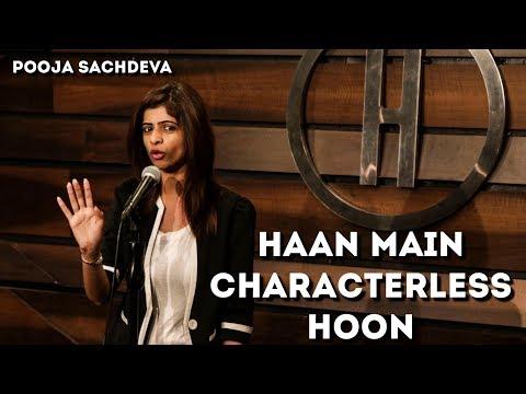 Xxx Mp4 Haan Main Characterless Hoon Pooja Sachdeva Hindi Poetry The Habitat 3gp Sex