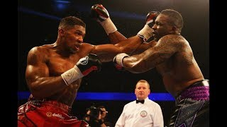Anthony Joshua vs Dillian White (Full Fight HD)