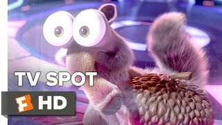 Ice Age: Collision Course Extended TV SPOT - DJ Scrat (2016) - Animated Movie HD