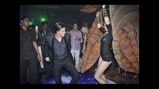 Shahrukh Khan's 52nd Birthday Party In Alibaug (Inside Video)