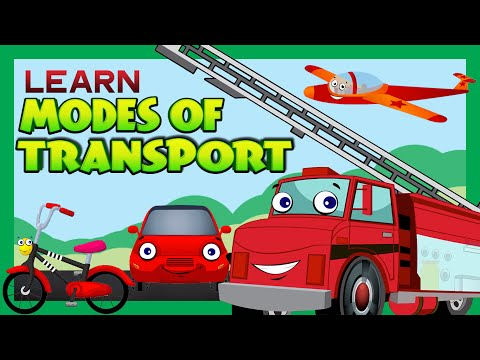 Xxx Mp4 Modes Of Transport For Children Kids Learning Kids Hut 3gp Sex