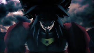 Super Saiyan 4 Broly Dragon Ball Z Animation