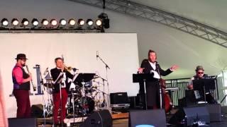 Richmond Folk Festival 2015: Ahava Raba