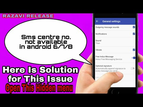 Xxx Mp4 Sms Send Na Hone Ka Karan Update Smsc Number On Android 6 0 And Above Versions 3gp Sex