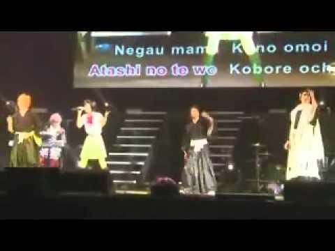 Japan Anime Live - Miki Sato - Hanabi