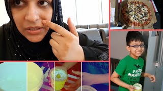 My Skin Problems   Yum Recipe   Pakistani Mom   Naush Vlogs   Urdu /Hindi