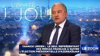 Zoom - Yannick Urrien : Azerbaïdjan, un grand Satan ?