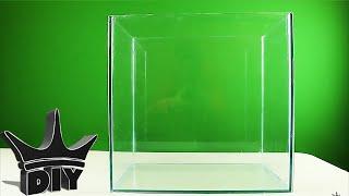 HOW TO: Build an aquarium (GLASS TUTORIAL)