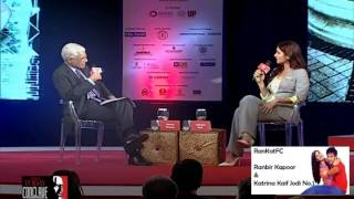 Katrina about Ranbir & Nettu & Rishi Kapoor