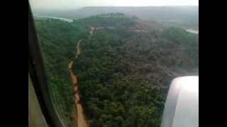 Jet Airways Landing in Mangalore Airport