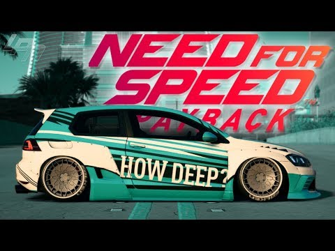 HOW DEEP? CARPORN by MoDe SyX - NEED FOR SPEED PAYBACK
