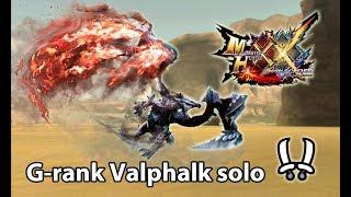 MHXX Switch ver. | G★4 Valstrax solo (Valor Dual Blades) - 4