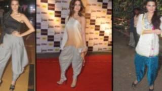 B-town girls are fond of dhoti pants