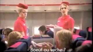 Air Afrikaans ... pseudo VOSTFR