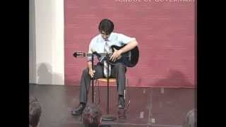 Awesome guitar playing
