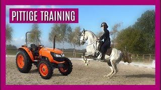Rijden naast een tractor | WINACTIE + ACTIECODE VAN PHARMAHORSE | snuitable