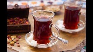 المشاريب عندنا - شاي فارسي- مع جينيا