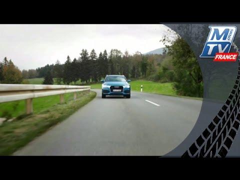 Maxi Test essai Audi Q3 Juke Nismo RS Citroën C4