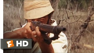 The Naked Prey (1/9) Movie CLIP - Elephant Hunting (1966) HD