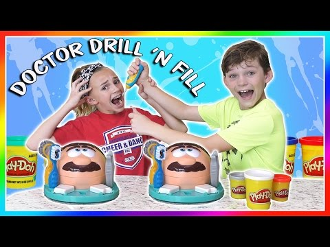 Xxx Mp4 DOCTOR DRILL N FILL CHALLENGE PLAY DOH We Are The Davises 3gp Sex