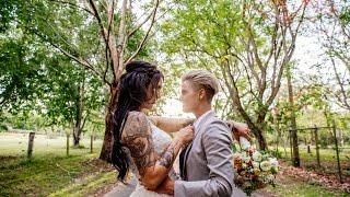 Bundaleer Rainforest - Jordyn & Natalie