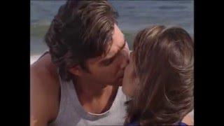 Sunset Beach. Ben & Meg's 'Hot' beach kiss