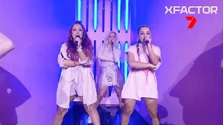 BEATZ's performance of Little Mix's 'Move' - The X Factor Australia 2016